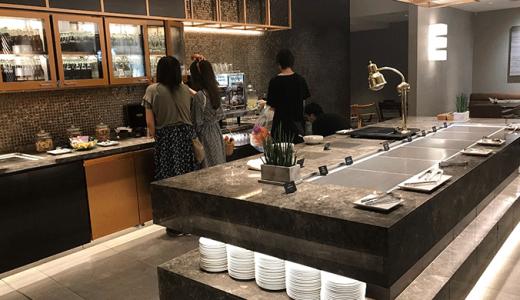 【宿泊ブログ・口コミ】ヒルトン東京ベイの『セレブリオ・ラウンジ』の朝食は無料なのに豪華すぎた!